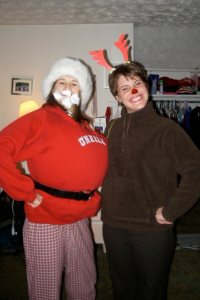 Santa & Rudolph_2